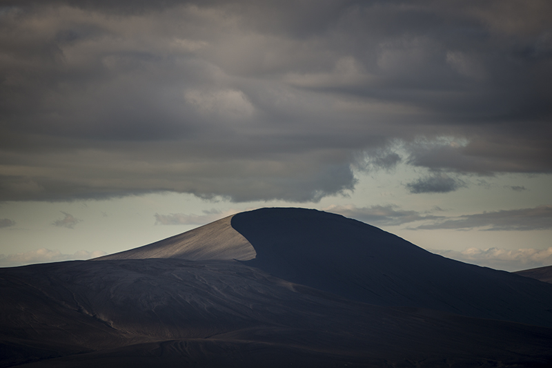 Mountain in the Highland