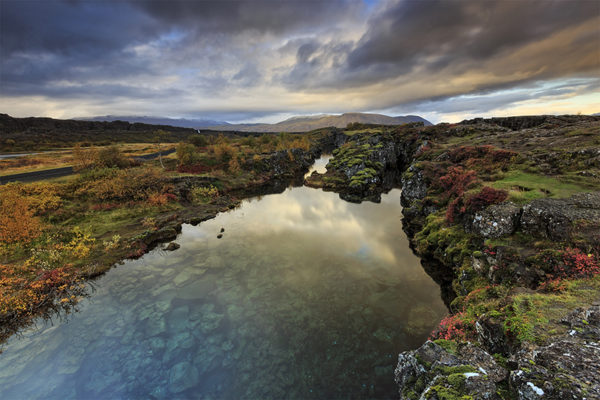 Autumn at Thingvellir