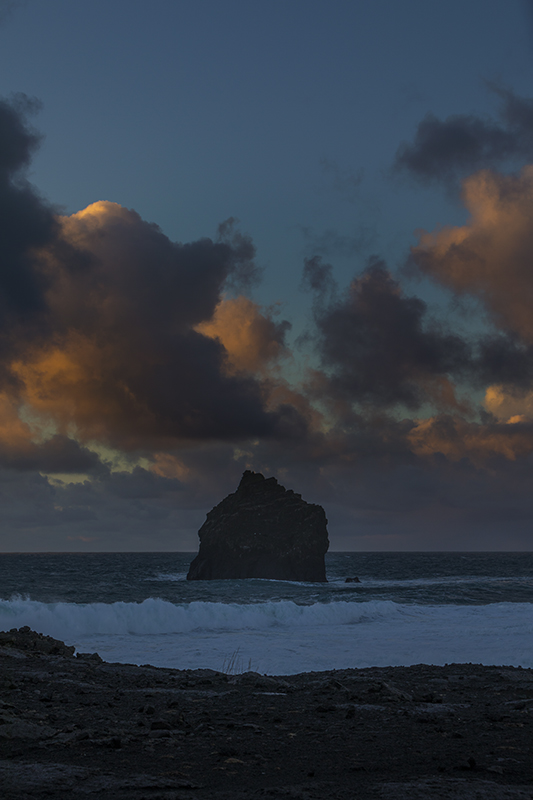 The rock at Reykjanes