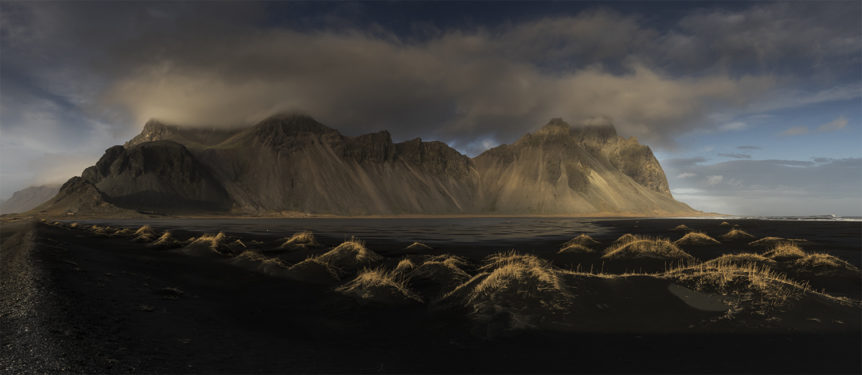 Mountain Vestrahorn